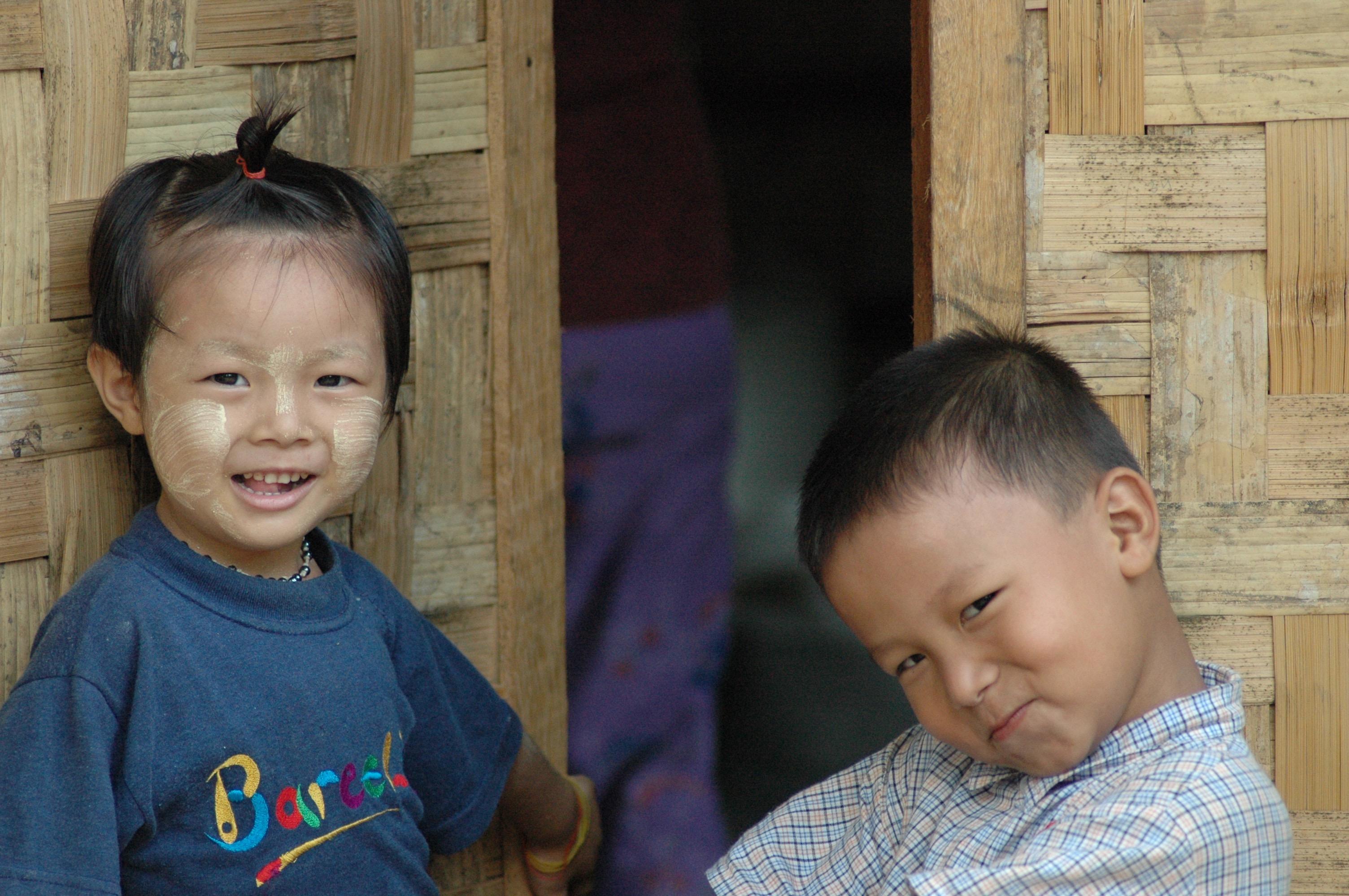 Children - Mission Myanmar