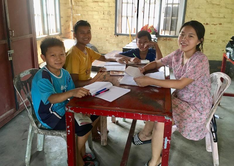 Zamiwayne tutoring orphanshg