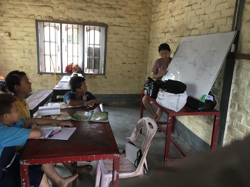 Zamiwayne teaching